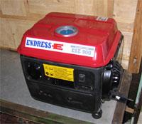 Бензиновый генератор Enbdress ESE 900