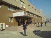 ГАИ на Твардовского в Строгино