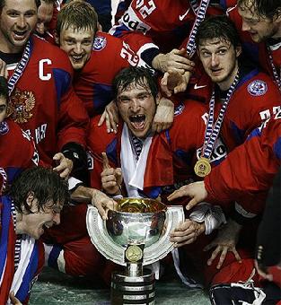 Россия – Чемпион мира!