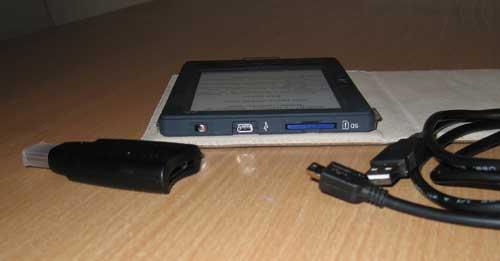 LBook eReader V5 подключение к компьютеру