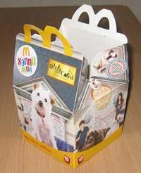Почему вредно ходить в МакДональдс?