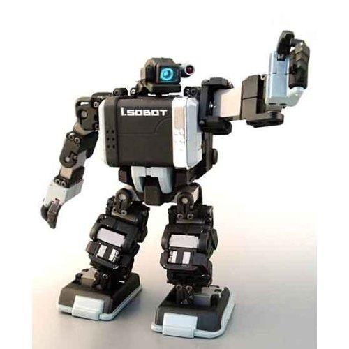 робот-андроид, может танцевать и выполнять команды