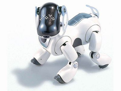 Собачка aibo уже не производится но есть ей замена