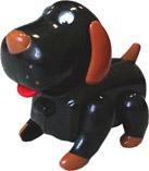 миниатюрная собачка-робот, танцует под музыку и стоит меньше тысячи рублей