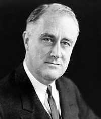 Как преодолеть кризис: Рецепт Ф.Д.Рузвельта