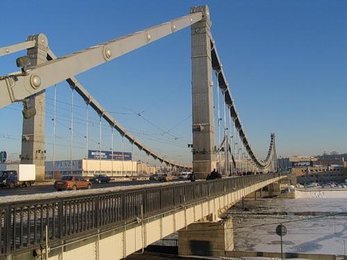 Сколько вантовых мостов в москве